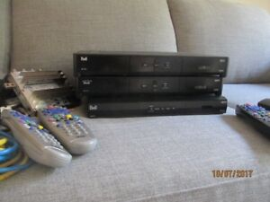 Bell Receivers, SW44 Switch & Bell HD Satellite Receiver & Dish