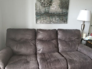 3 Seat Lazy Boy recliner