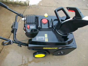 Brute Single Stage Snowblower 22 inch...Newer