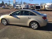 2012 Chevrolet Cruze LS+ w/1SB Sedan...NEW PRICE