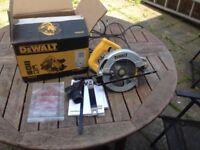 dewalt 165mm circular saw