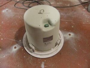 atlas sound fapsub in ceiling subwoofer  60 watt,