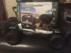 VATERRA GLAMIS UNO - 1/8th Scale Sandrail Buggy RC - Like New!