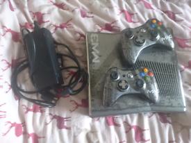 Xbox 360 slim mw3 edition 250gb for sale  Basingstoke, Hampshire