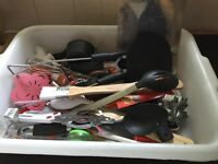 Kitchen,Cake making tools, New with tags and used