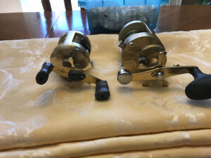 Shimano Calcutta Ct700 &400 lw $495.00 for the pair