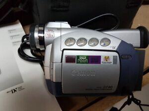 Canon ZR40 Digital Video Camcorder