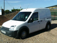 Ford Transit Connect 1.8TDCI LWB HIGH ROOFTWIN SIDE LOADING DOORS LX 2008