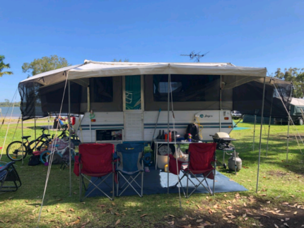 Jayco Family camper Blue Haven Wyong Area Preview