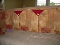 DRAPES/TOPPERS