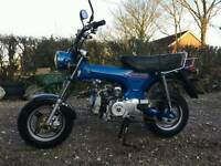 Skygo monkey bike 12month mot