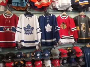 NHL NFL MLB TFC JERSEYS,T-SHIRTS,CAPS,TOQUES,HOODIES AND MORE