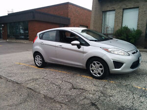 2011 Ford Fiesta Hatchback Automatic