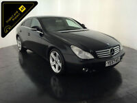 2007 57 MERCEDES-BENZ CLS320 CDI AUTO DIESEL SERVICE HISTORY FINANCE PX WELCOME