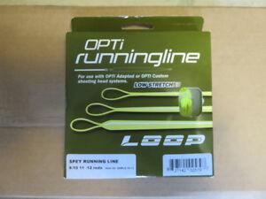 Loop Opti Running Line (Spey Shooting Line)