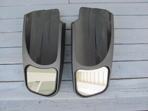 GM truck tow mirrors