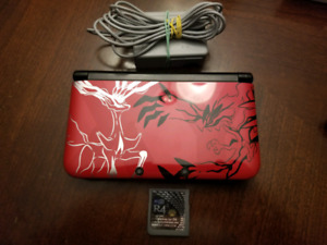 Nintendo 3DS XL. Pokemon X&Y Version. $160