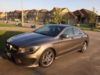 2014 Mercedes CLA 250 w/ Nav & AMG packages