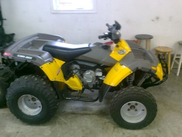Used 2003 Bombardier Can Am Rally