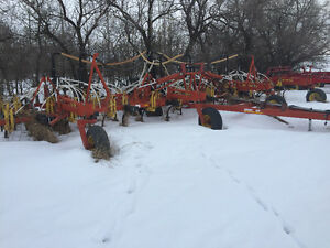 Bourgault 40ft. 8810 cult.