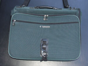 Samsonite Suit/Garment Bag - EUC - Green - $35.00