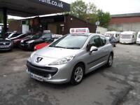 Peugeot 207 Verve 2009 HDi 3dr Diesel Manual Economical £30 Annual Road Tax MOTd
