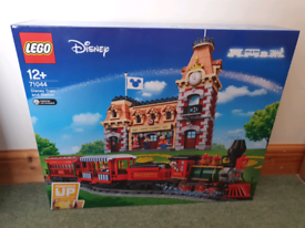 Lego Disney Train and Station Brand New in Sealed Box