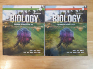 Biology Textbooks, 3rd edition