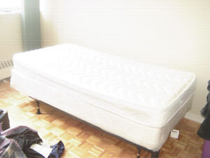 Twin Bed (As new)