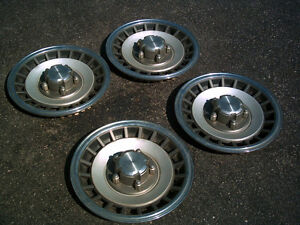 Hubcaps for '87 Ford 1/2 ton truck