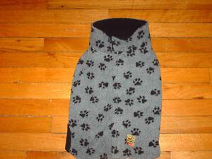 manteaux NEUFS pour chien