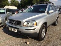 2010 VOLVO XC90 2.4 D5 Active 4 X 4 MANUAL 7 SEATER DIESEL 2010 REGISTERED