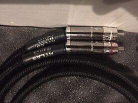 Atlas Mavros Phono RCA Cable