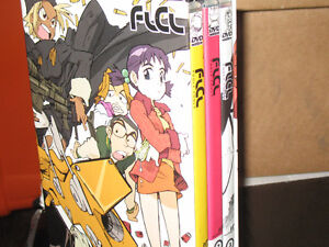FLCL Complete Collection Limited Edition DVD Box set