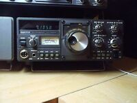 TRIO TS 130-S HF TRANSCEIVER+30 AMP POWER SUPPLY