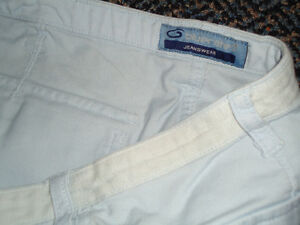 Ladies Size 15 Bluenotes Pale Blue Shorts Kingston Kingston Area image 3