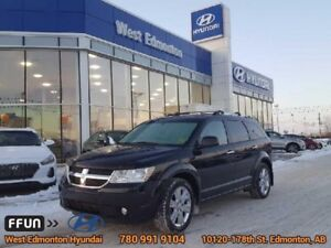 2010 Dodge Journey R/T AWD  awd 7 seats leather heated seats sun