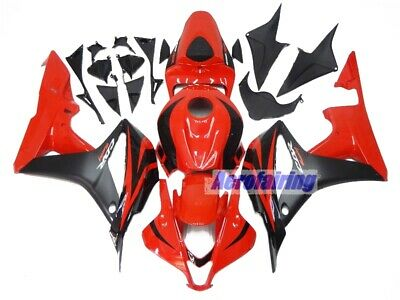 AF ABS Fairing Injection Body Kit Painted for Honda CBR 600RR 2007 2008 BY