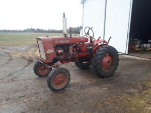 Wanted Farmall 140 for parts.