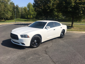 2013 Dodge Charger Police Package Berline