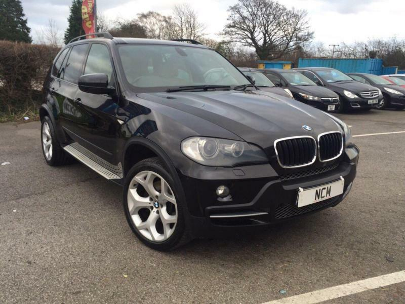 2007 bmw x5 auto 2007my se automatic diesel in black in knutsford cheshire gumtree. Black Bedroom Furniture Sets. Home Design Ideas