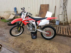 For sale 2003 crf 450r
