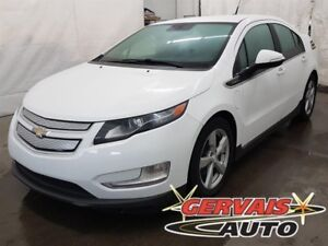 Chevrolet Volt Electric Navigation Cuir 2013