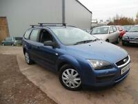 FORD FOCUS LX 1.6 DIESEL TDCI ESTATE 12 MONTHS MOT