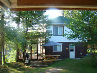 Large Cottage for Family or Couples avail Labour Day Weekend!