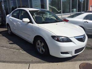 2008 Mazda Mazda3 LOW KM 144 000 !!!