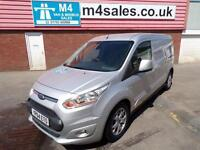 Ford Transit Connect 240 LIMITED LWB A/C