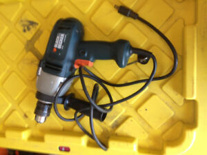 Hammer Drill Black and  Decker