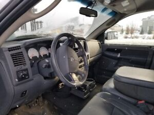 2007 Dodge Power Ram 2500 Larimie Pickup Truck