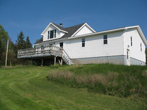 REDUCED!  Big Pond home and 9.8 acres for $115,000
